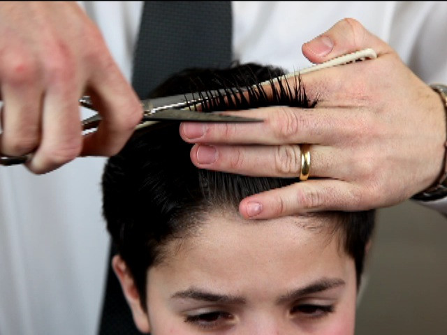 Best ideas about How To Cut Mens Long Hair With Scissors . Save or Pin How To Cut Hair Now.