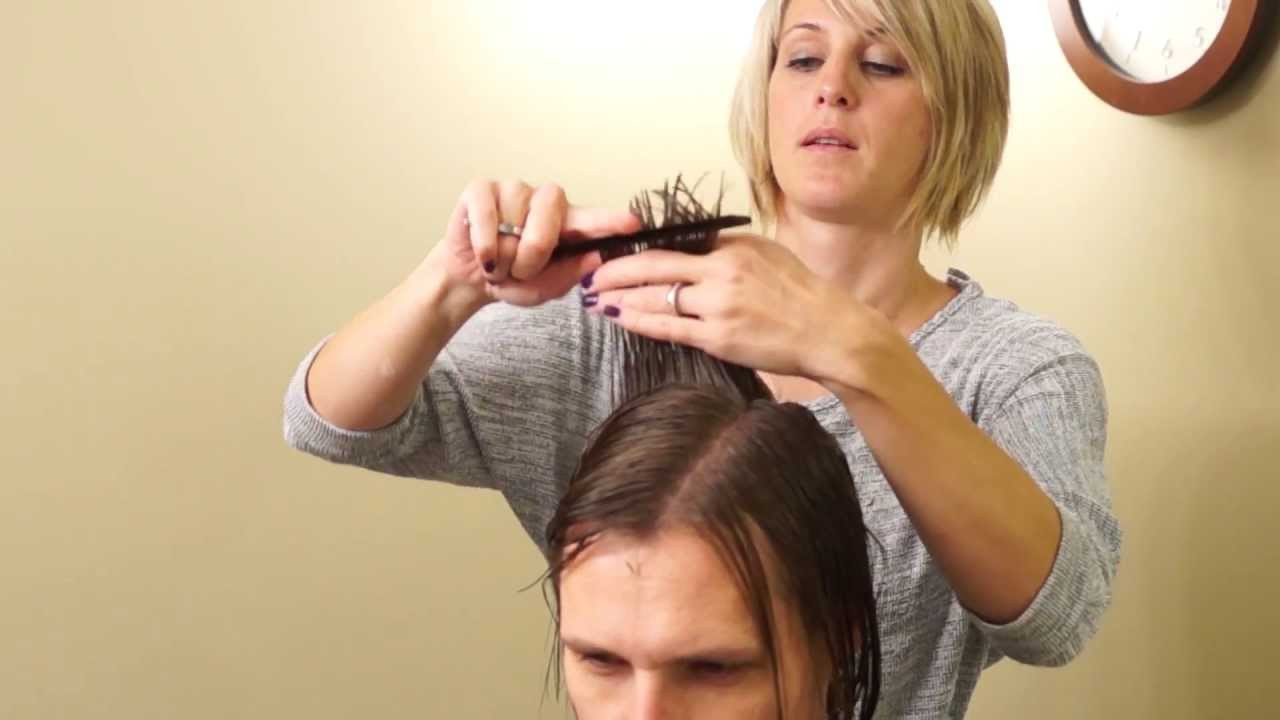 Best ideas about How To Cut Mens Long Hair With Scissors . Save or Pin How to Cut Long Mens Hair Long Men s Haircut Now.