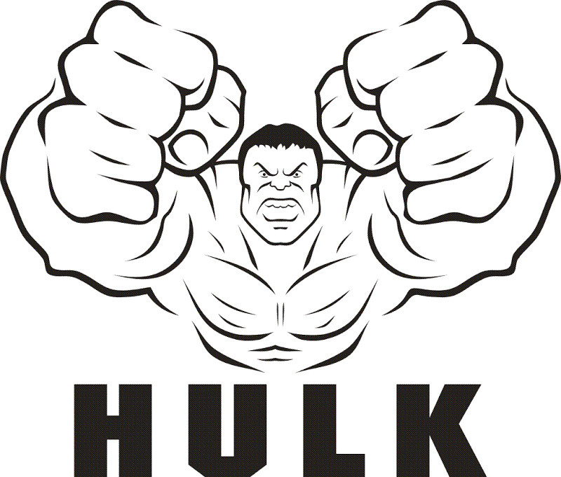 Best ideas about Hulk Printable Coloring Pages . Save or Pin Incredible Hulk Coloring Pages Printable Now.
