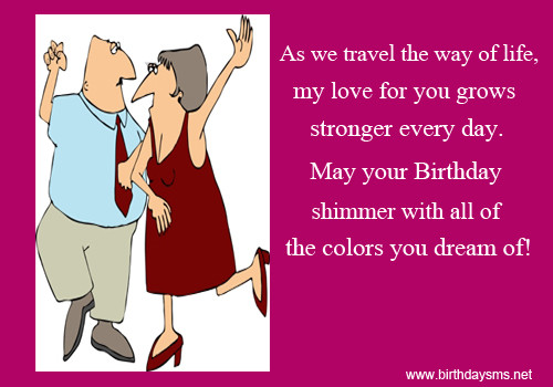Best ideas about Husband Birthday Quotes From Wife . Save or Pin Funny Birthday Quotes For Husband From Wife QuotesGram Now.