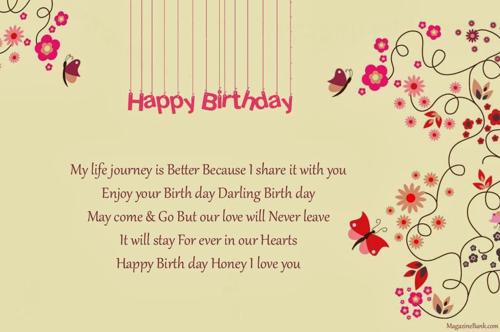 Best ideas about Husband Birthday Quotes From Wife . Save or Pin Birthday Quotes For Husband From Wife QuotesGram Now.