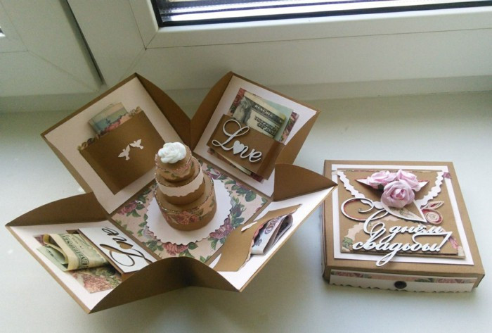 Best ideas about Ideas For A Wedding Gift . Save or Pin Money Gifts For Wedding – 22 Creative Ideas To Good Luck Now.