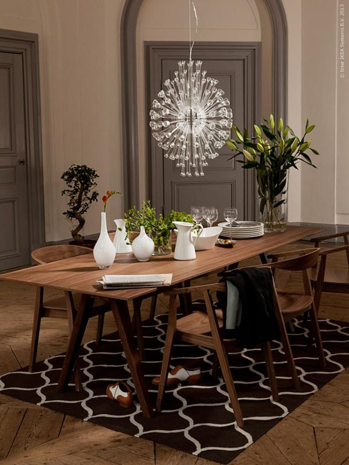 Best ideas about Ikea Dining Room Tables . Save or Pin Good Ikea Stockholm Dining Table Now.