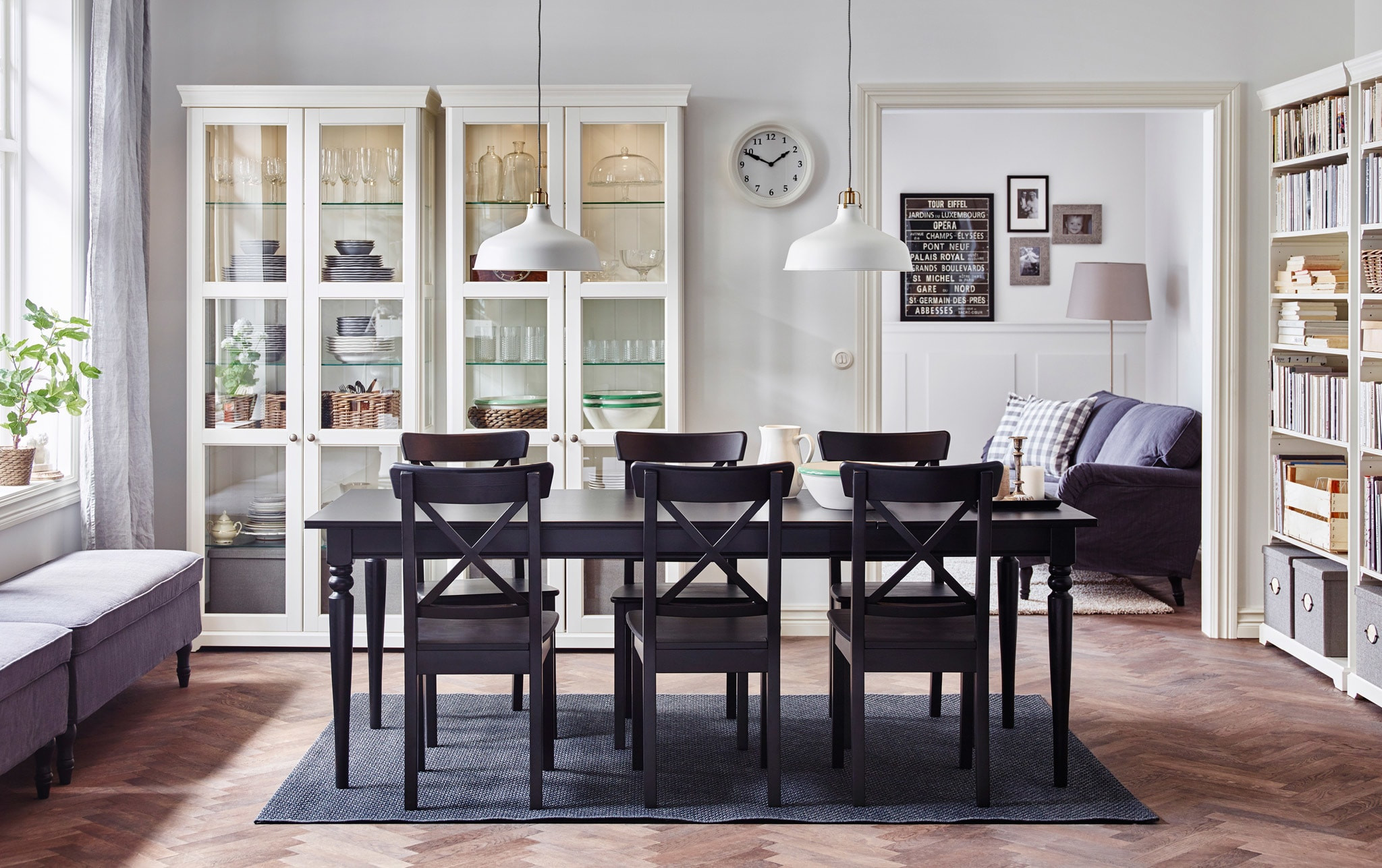 Best ideas about Ikea Dining Room Tables . Save or Pin Dining Room Furniture & Ideas Now.