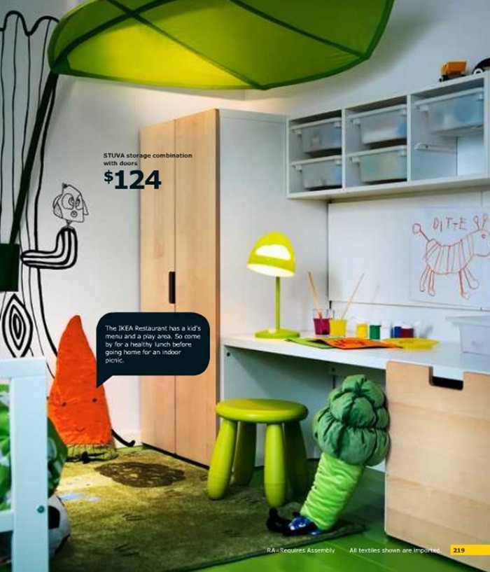 Best ideas about Ikea Kids Room . Save or Pin IKEA Children's Room Design Ideas Catalog Home Decor Now.