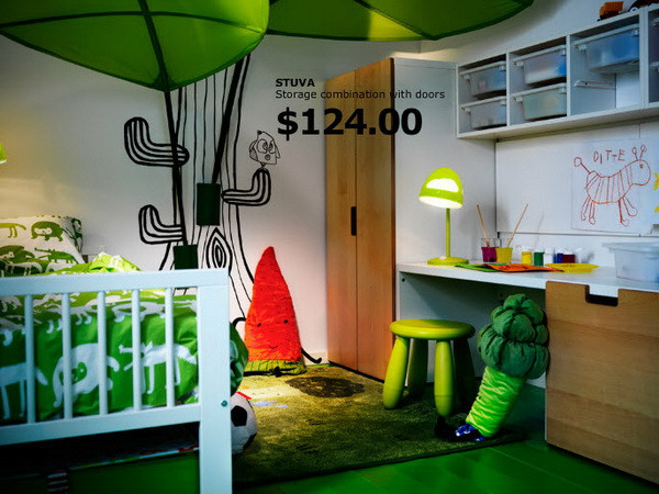Best ideas about Ikea Kids Room . Save or Pin IKEA Kids Rooms Catalog Shows Vibrant and Ergonomic Design Now.