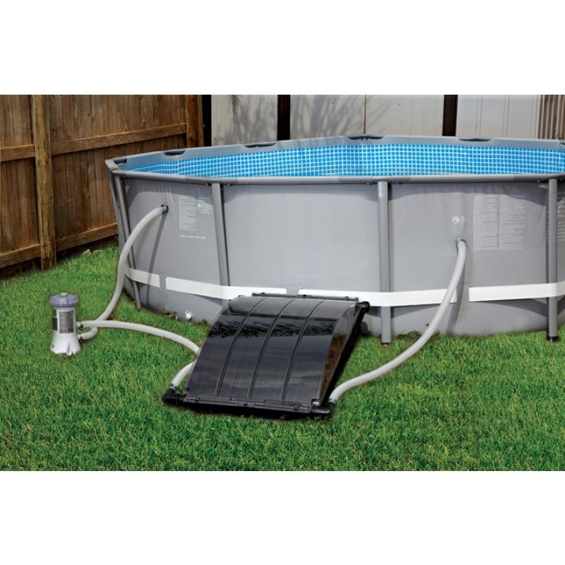 Best ideas about In Ground Pool Solar Heaters . Save or Pin Benefits of a Solar Pool Heater – Free Energy and Much Now.