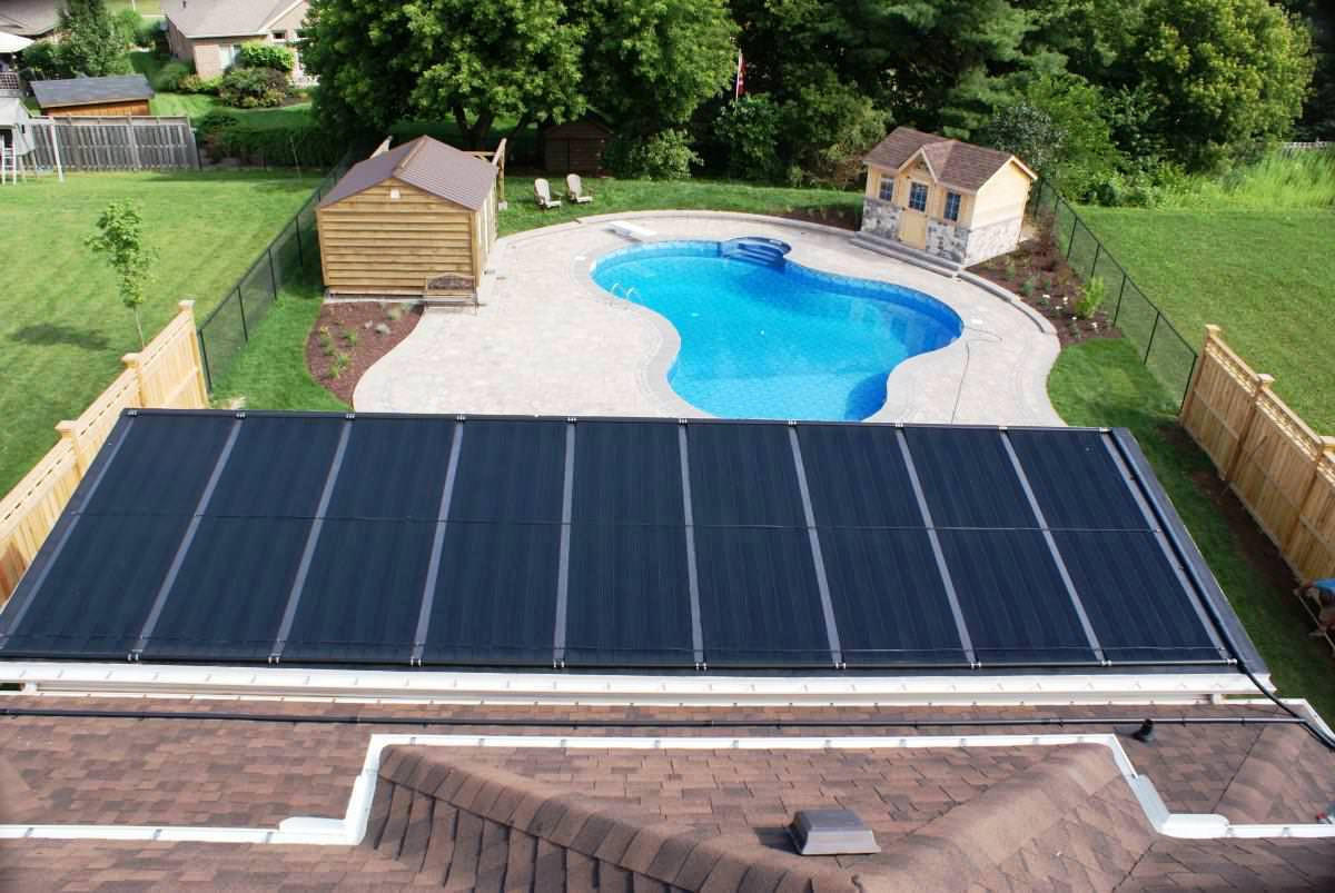 Best ideas about In Ground Pool Solar Heaters . Save or Pin What Is The Best Ground Pool Heater Now.