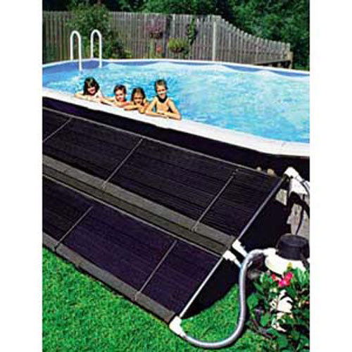 Best ideas about In Ground Pool Solar Heaters . Save or Pin SmartPool 4 X10 Solar Heating Add Panel S411 For IG Now.