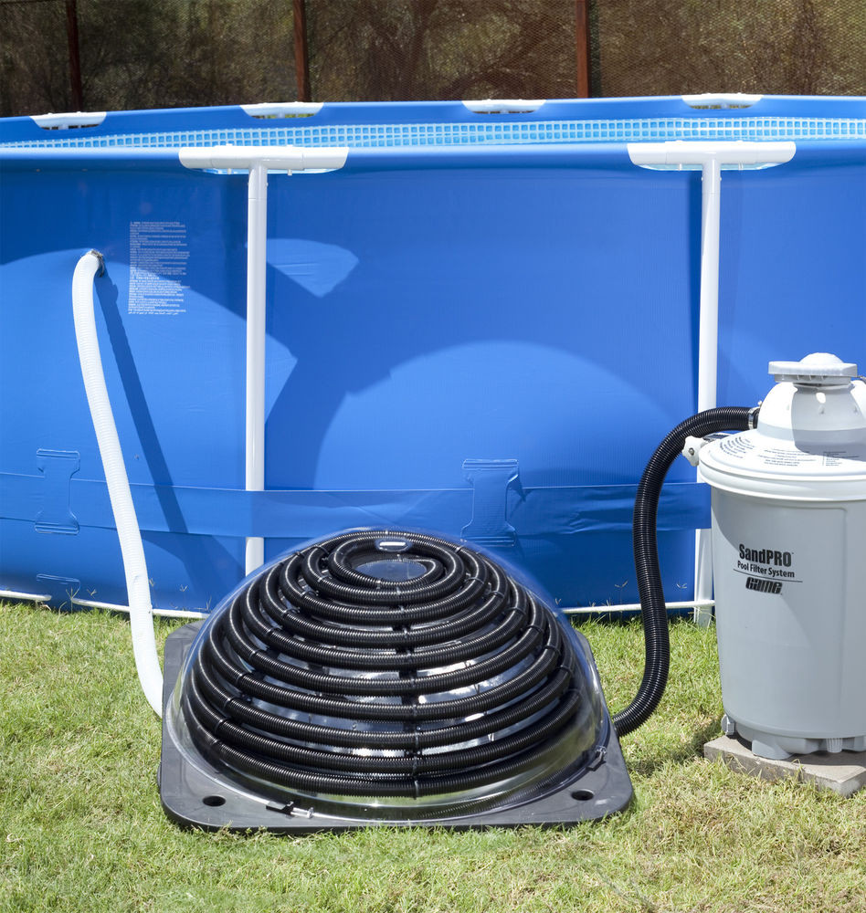 Best ideas about In Ground Pool Solar Heaters . Save or Pin GAME 4513 SolarPro XD2 ground & Inground Swimming Now.
