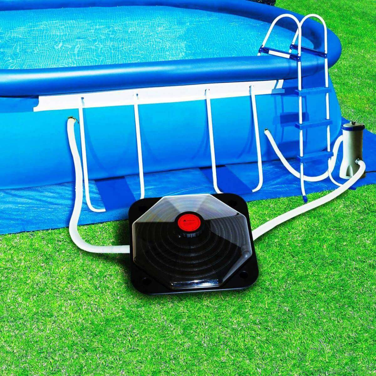 Best ideas about In Ground Pool Solar Heaters . Save or Pin Ground Solar Pool Heater Solar Pool Heater For Now.