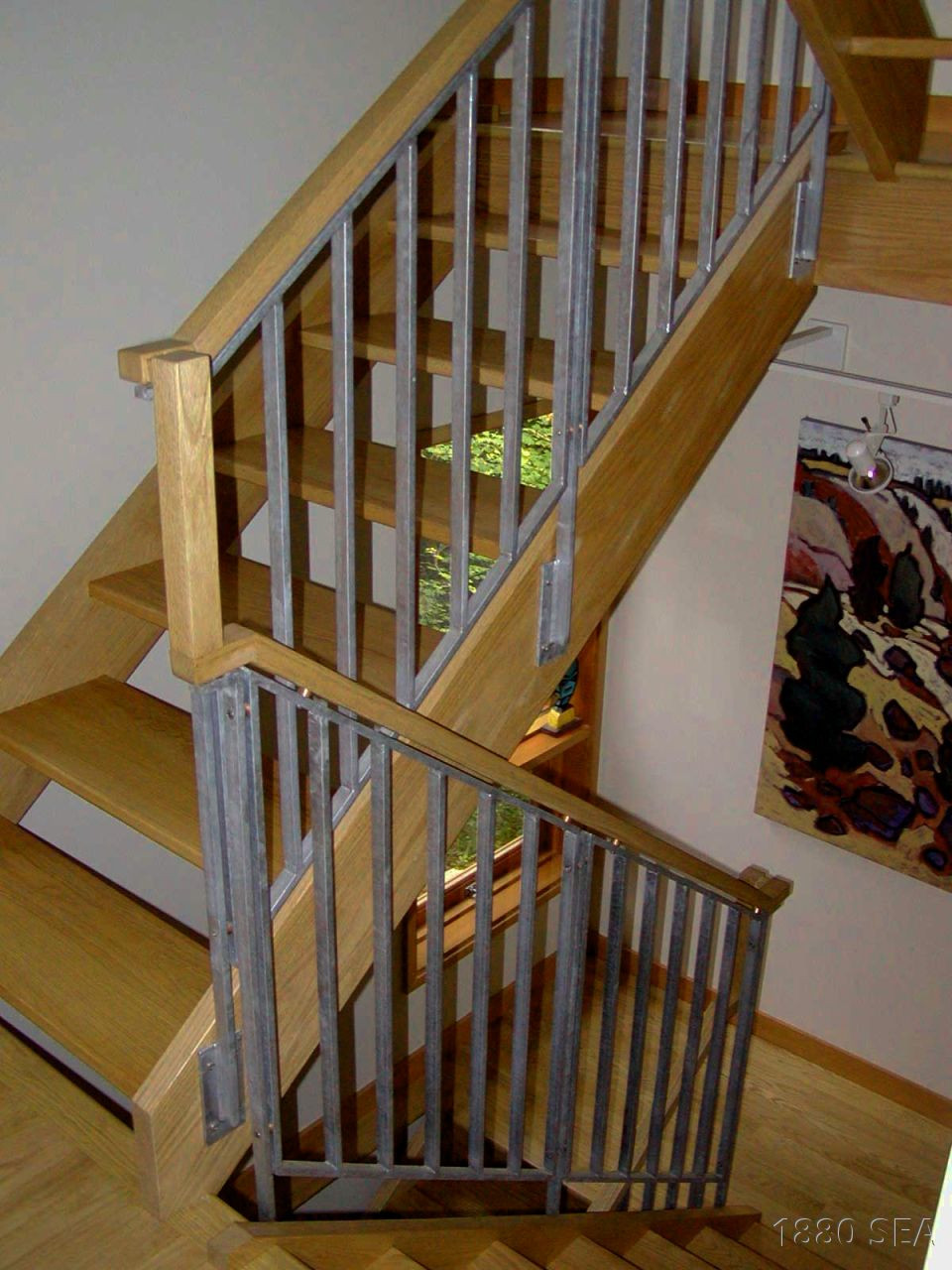 Best ideas about Indoor Stair Railings . Save or Pin Home Stair Railing Design talentneeds Now.