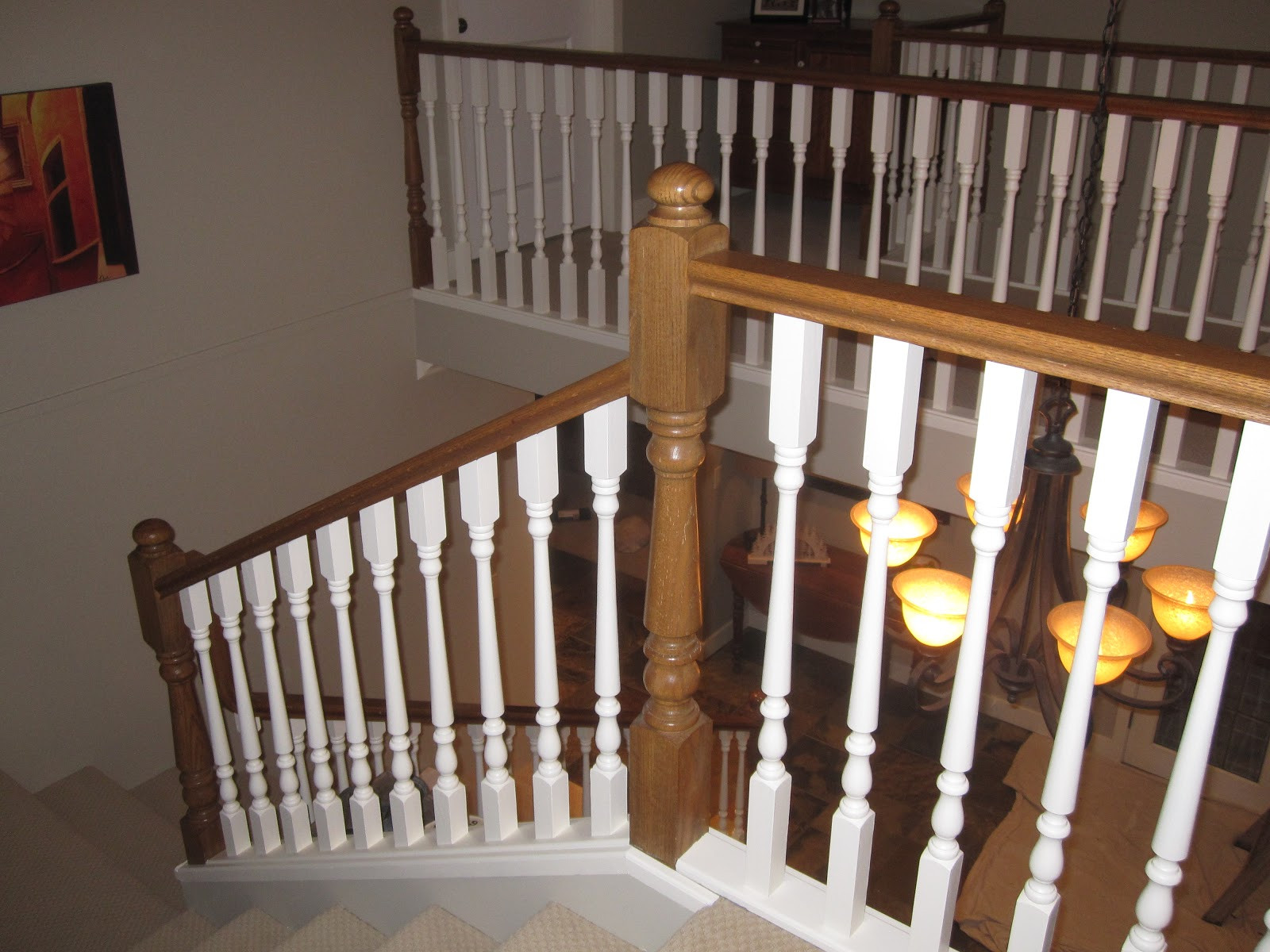 Best ideas about Indoor Stair Railings . Save or Pin Unique Stair Railing Styles Now.