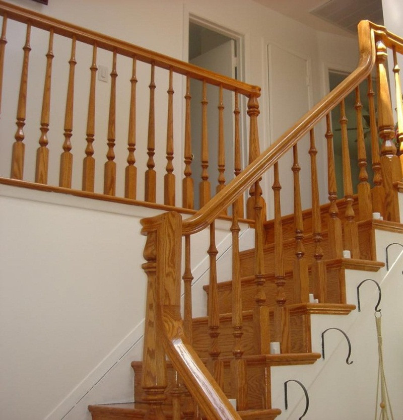 Best ideas about Indoor Stair Railings . Save or Pin Interior Stair Railing Kits From Woods Now.