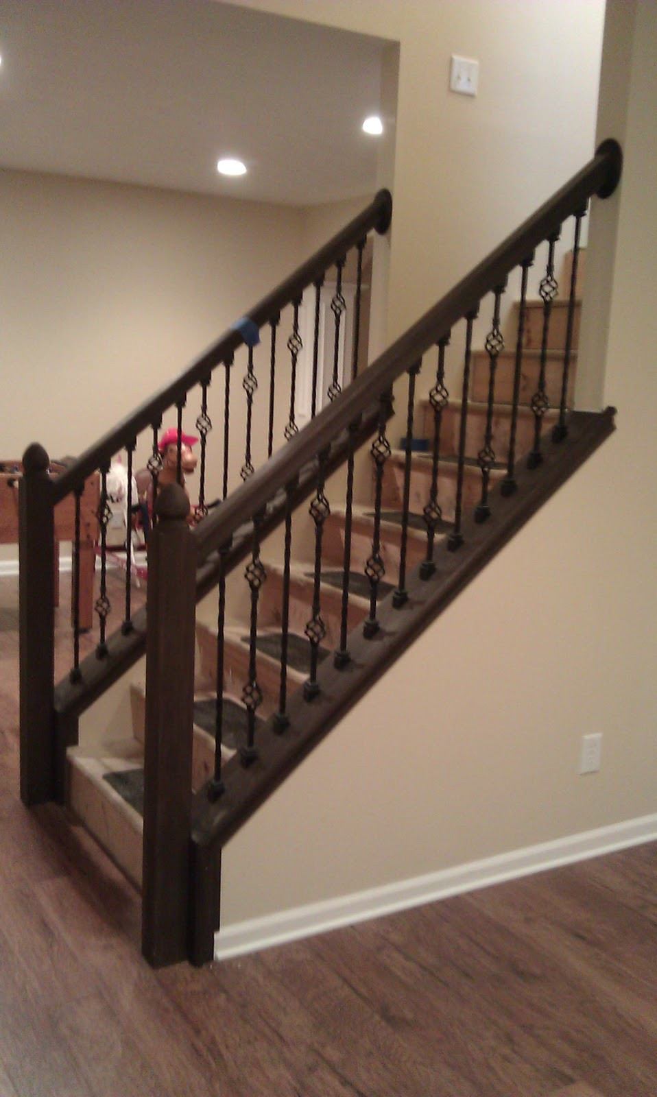 Best ideas about Indoor Stair Railings . Save or Pin The Latest Interior Design New Modern Stair Railing 2012 Now.
