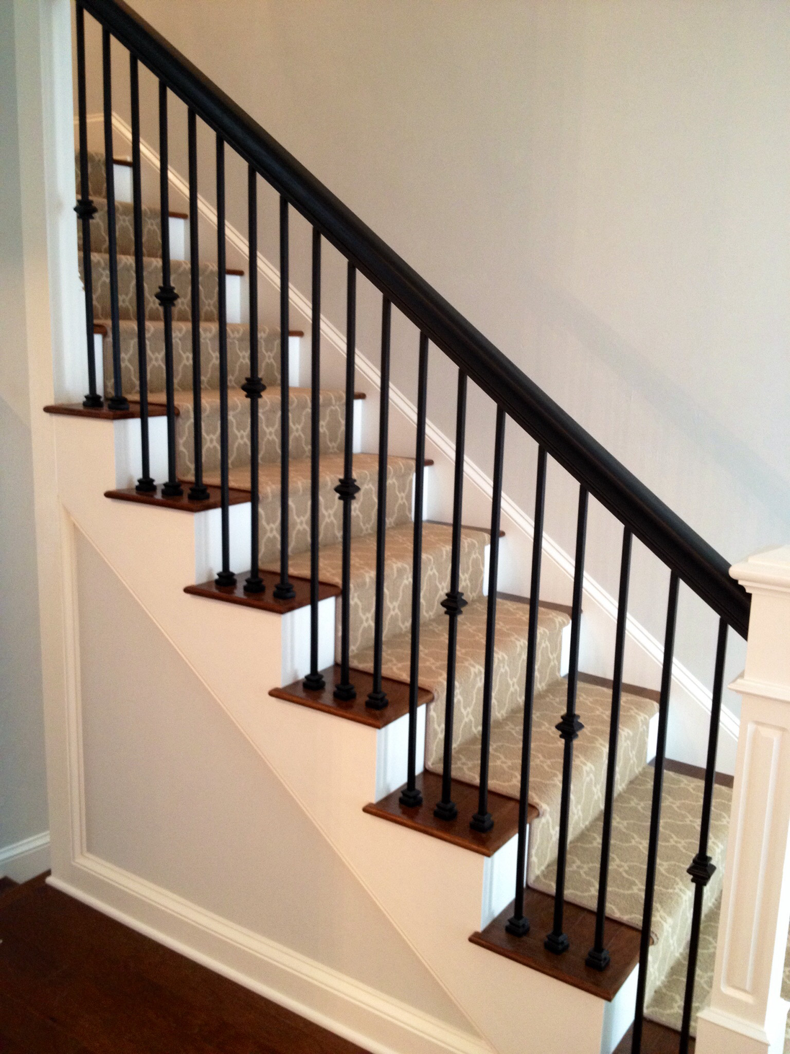 Best ideas about Indoor Stair Railings . Save or Pin Railing Wondrous Indoor Stair Railing Kits For Dazzling Now.