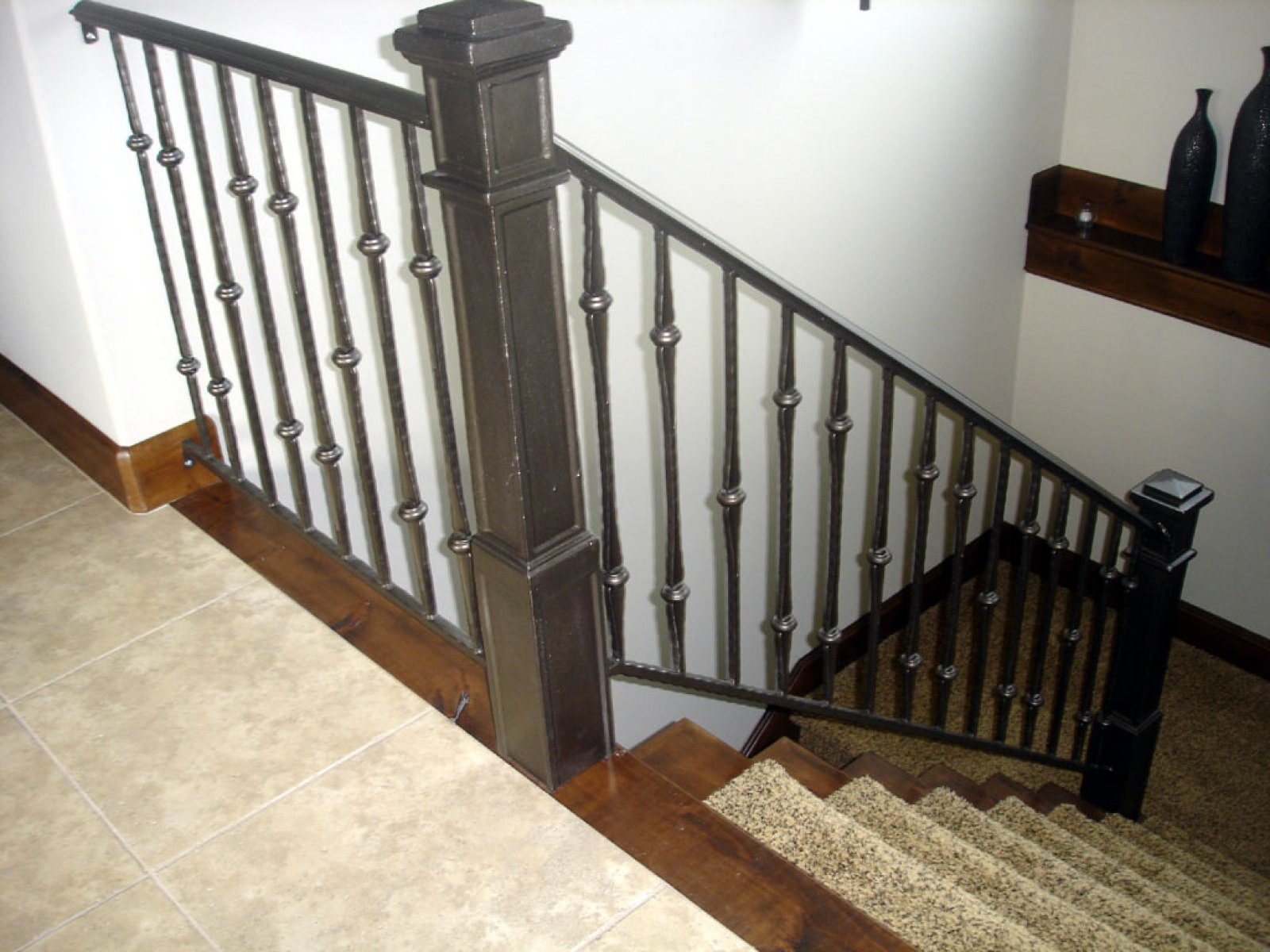 Best ideas about Indoor Stair Railings . Save or Pin Indoor Stair Railing Kits Home Depot Tags Now.
