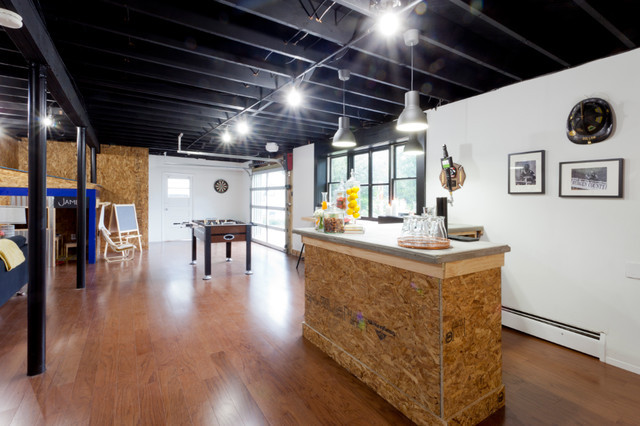 Best ideas about Industrial Basement Ideas . Save or Pin Dillon Industrial Basement new york by Now.