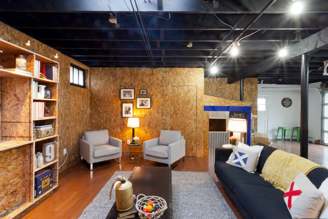 Best ideas about Industrial Basement Ideas . Save or Pin Dillon Industrial Basement New York by The Cousins Now.