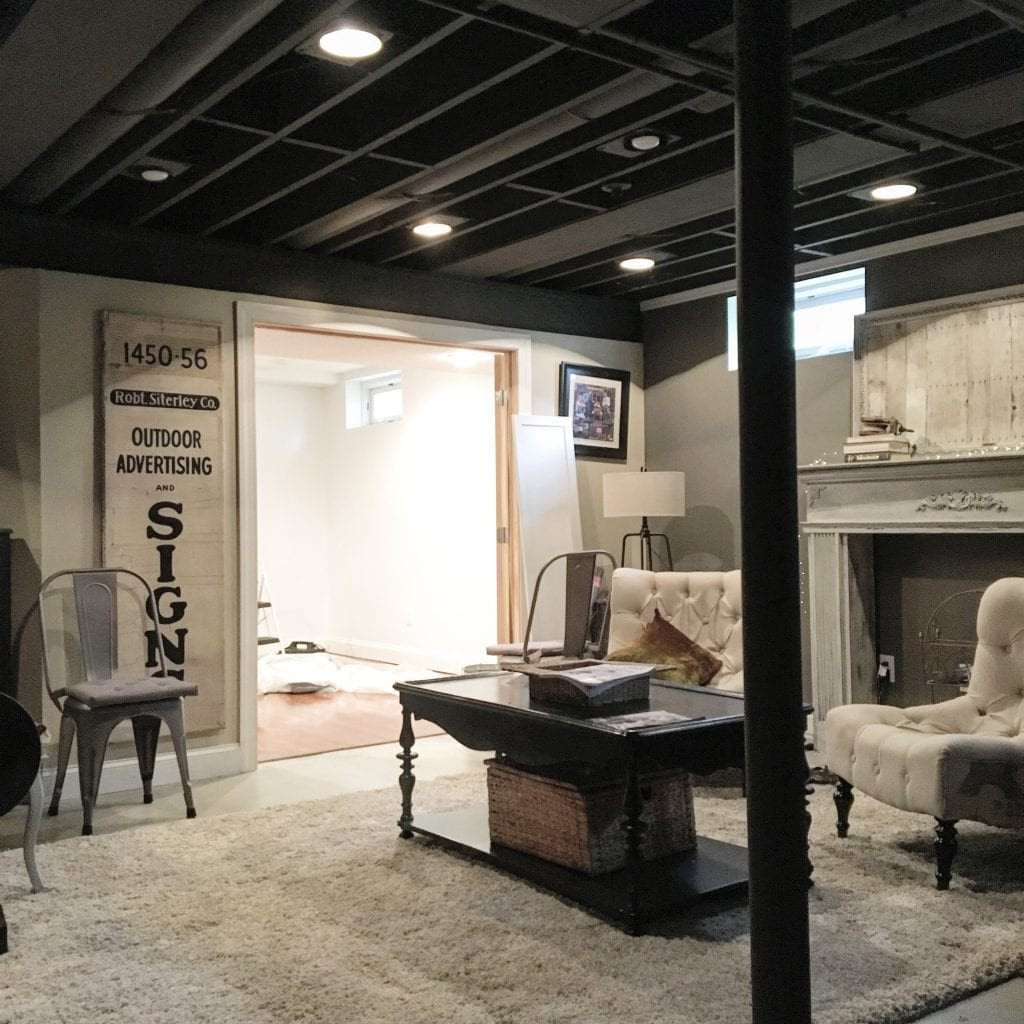 Best ideas about Industrial Basement Ideas . Save or Pin DIY Decor Industrial Basement Remodel Now.