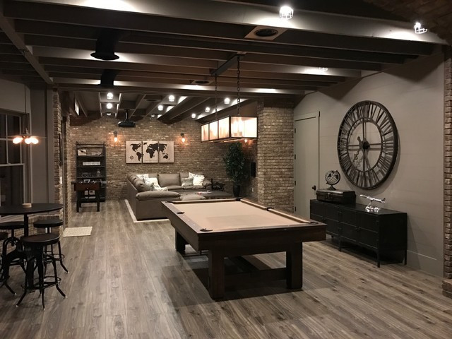 Best ideas about Industrial Basement Ideas . Save or Pin Industrial Basement Now.