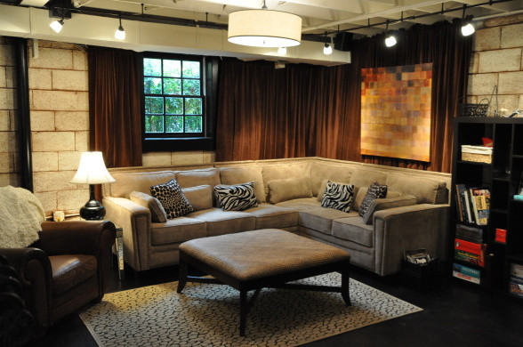 Best ideas about Industrial Basement Ideas . Save or Pin Creating an Industrial Design Basement Basement Remodeling Now.