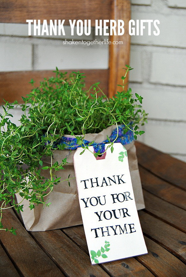 Inexpensive Thank You Gift Ideas  30 Quick and Inexpensive Christmas Gift Ideas for