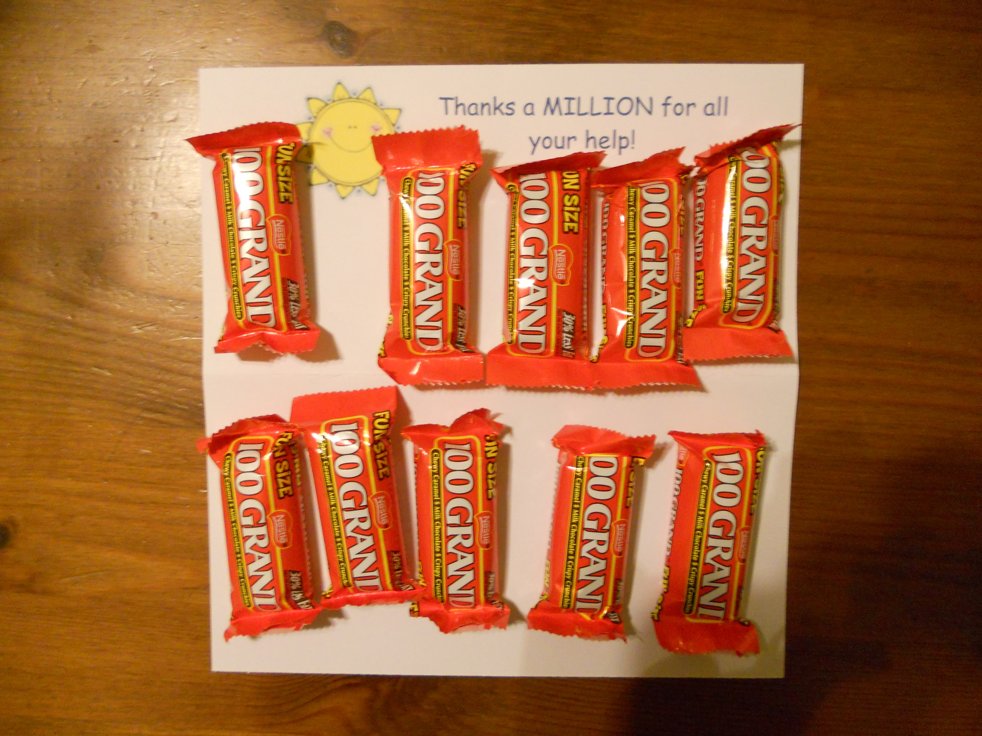 Inexpensive Thank You Gift Ideas For Volunteers  Classroom Ideas