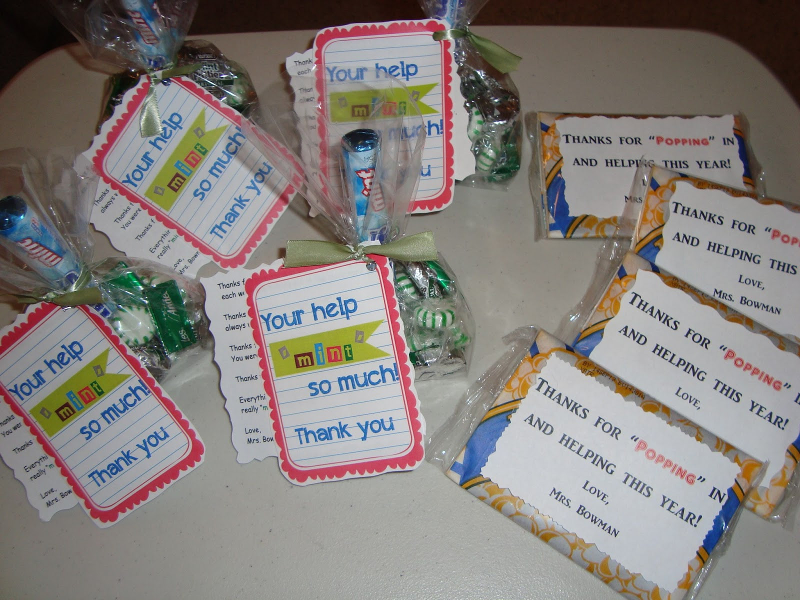 Inexpensive Thank You Gift Ideas For Volunteers  5th and Fabulous Volunteer Appreciation Gifts