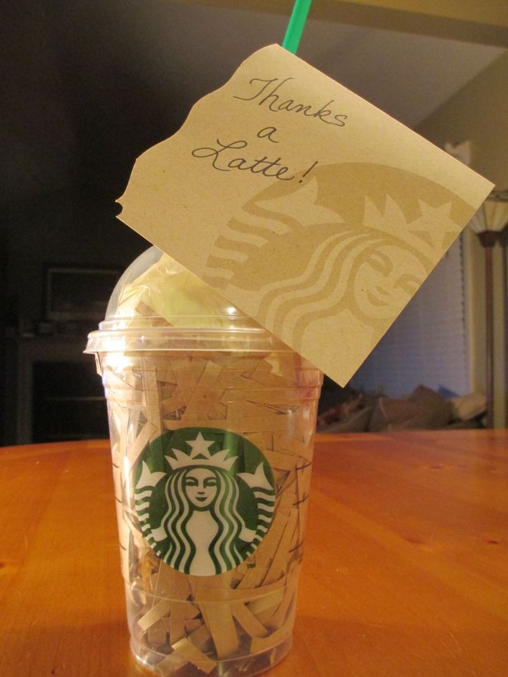 Inexpensive Thank You Gift Ideas For Volunteers  Quick and Easy Thank You Gifts for Teachers