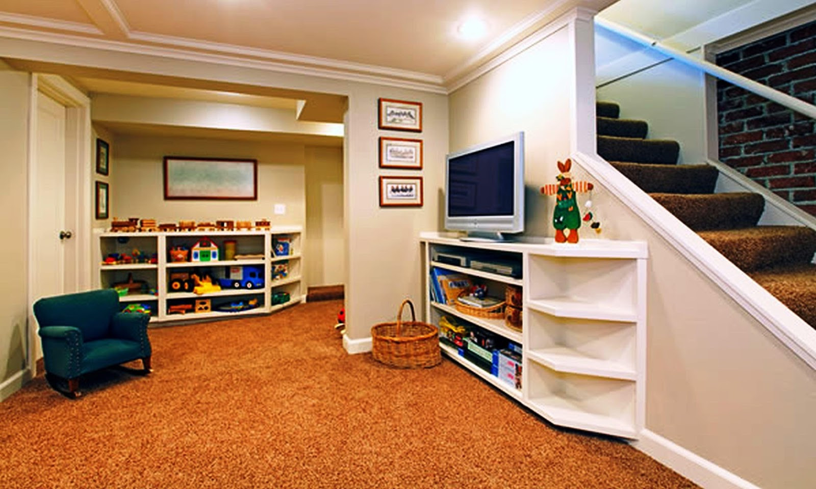 Best ideas about Inexpensive Unfinished Basement Ideas . Save or Pin My Basement Ideas The Coolest Basement Ideas on a Bud Now.