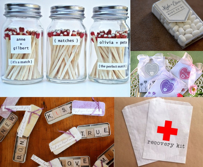 Inexpensive Wedding Gift Ideas  Wedding Favors Cheap Wedding Gift Ideas For Guests Cute