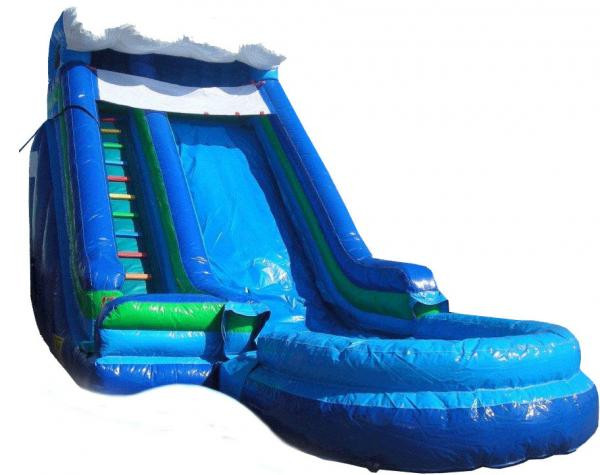 Best ideas about Inflatable Pool Slides For Inground Pools . Save or Pin Inflatable Water Slide With Pool inflatable Pool Slides Now.