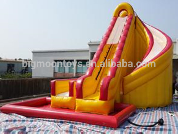 Best ideas about Inflatable Pool Slides For Inground Pools . Save or Pin 2015 Hot Inflatable Pool Slides For Inground Pools Buy Now.