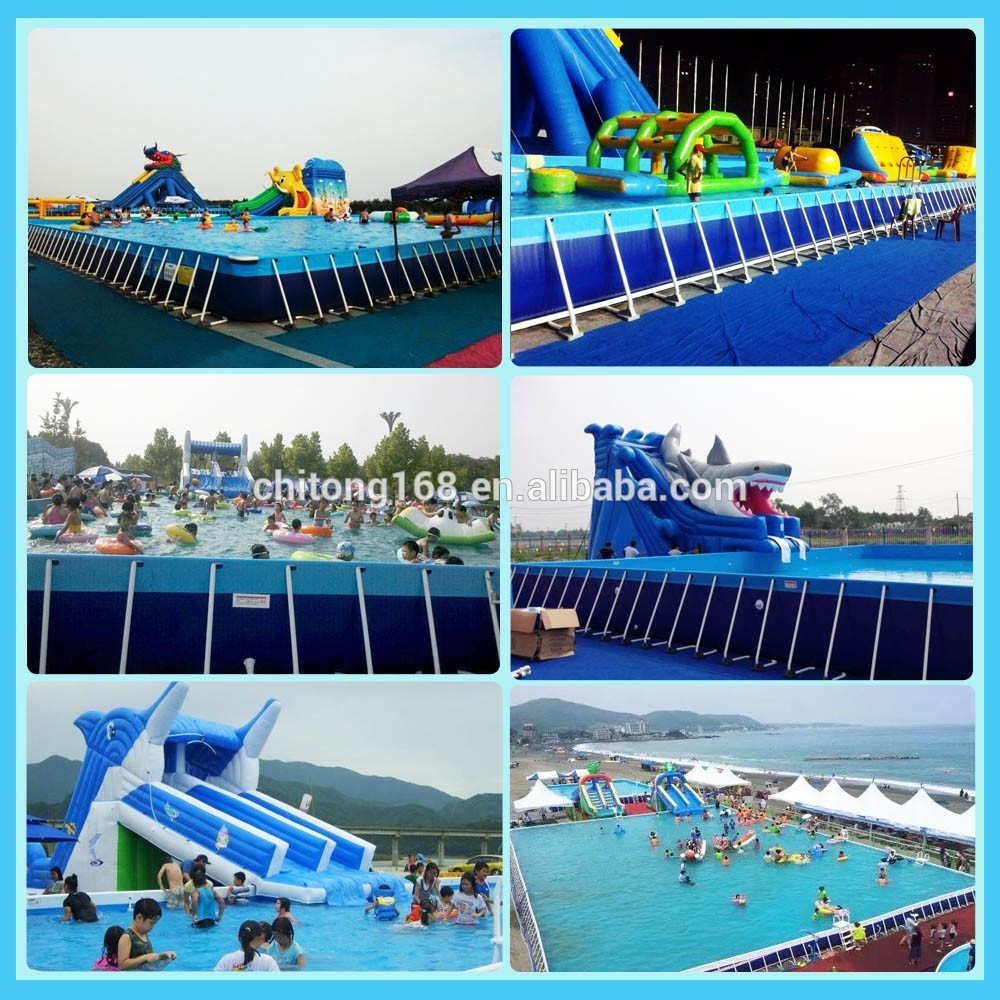 Best ideas about Inflatable Pool Slides For Inground Pools . Save or Pin Inflatable Pool Slides For Inground Pools Rental Buy Now.