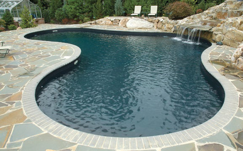 Best ideas about Inground Pool Kit . Save or Pin Do it Yourself Inground Swimming Pool Kits Now.