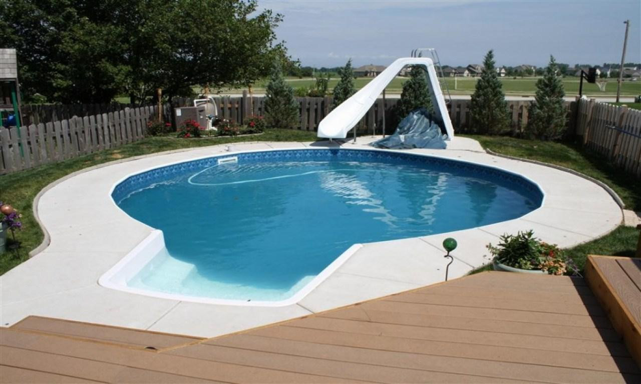 Best ideas about Inground Pool Kit . Save or Pin Small Pool Kits Do It Yourself Pools Inground Pools Kits Now.