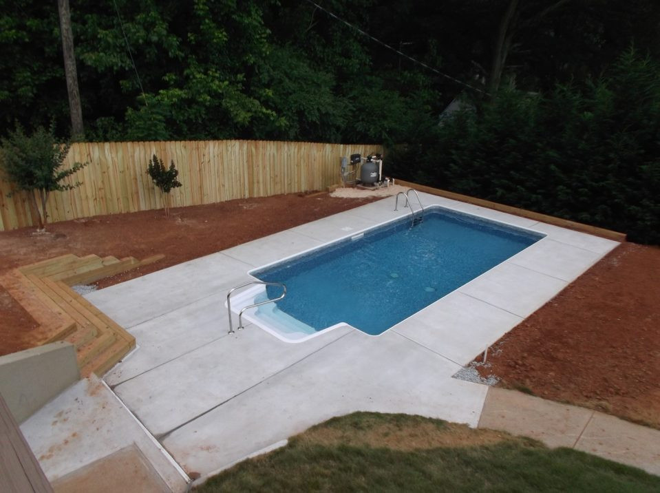Best ideas about Inground Pool Kit . Save or Pin The Most Incredible As Well As Lovely Small Inground Now.