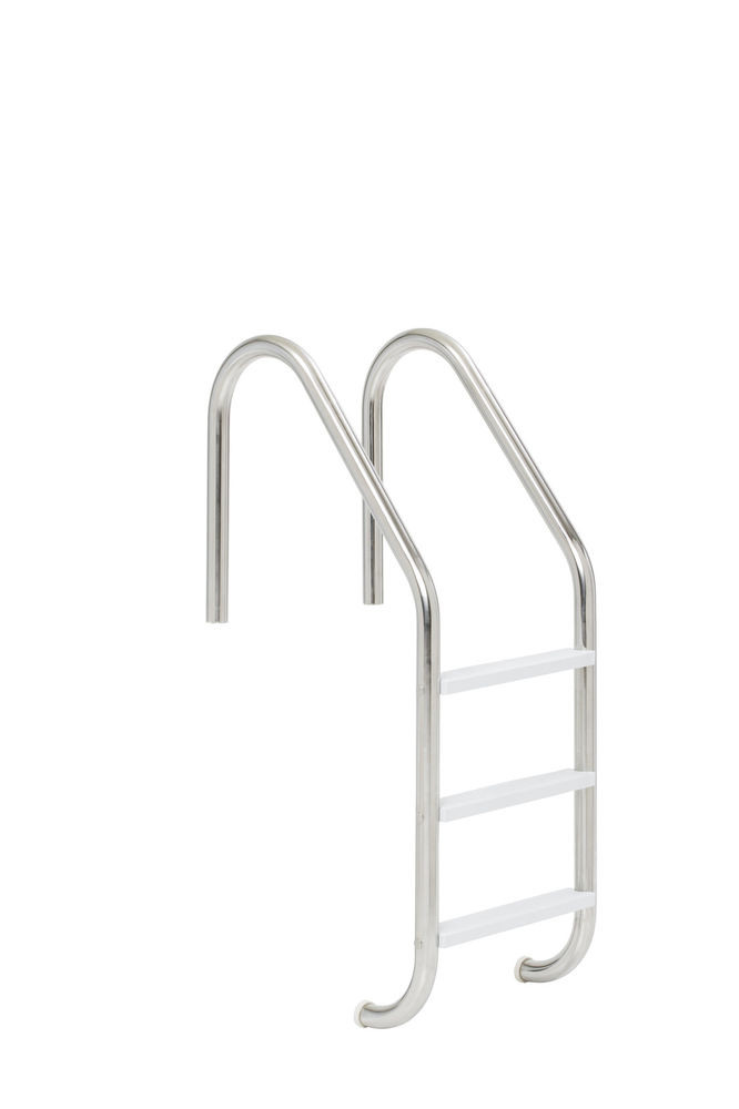 Best ideas about Inground Pool Ladder . Save or Pin 3 Step Polished Stainless Steel Swimming Pool Ladder For Now.