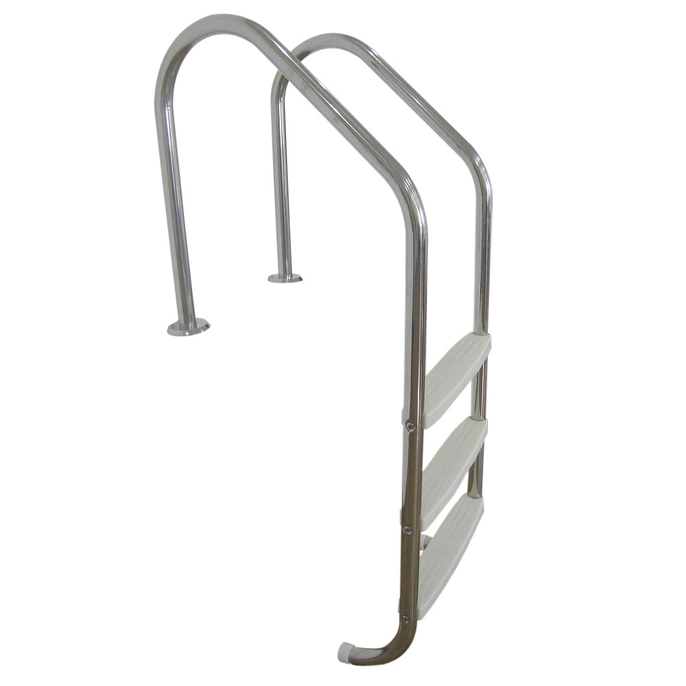 Best ideas about Inground Pool Ladder . Save or Pin Buy 3 step Stainless Steel In Ground Swimming Pool Ladder Now.