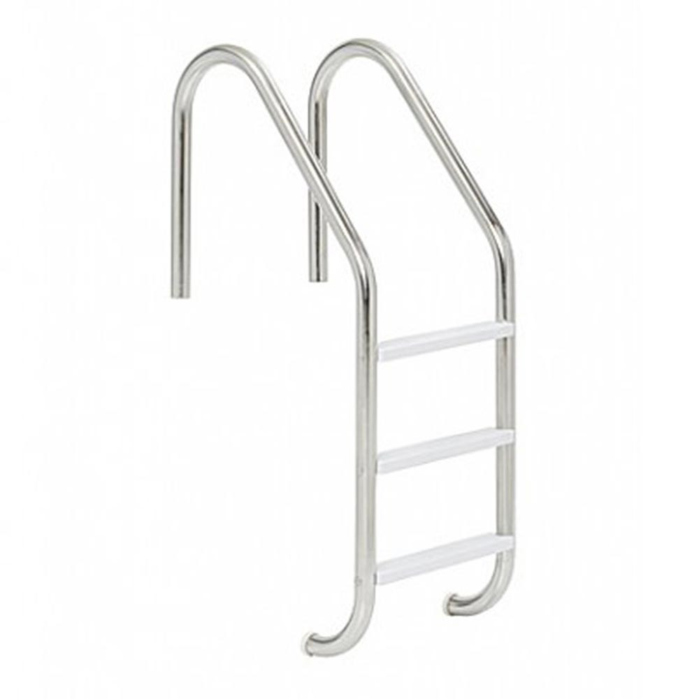 Best ideas about Inground Pool Ladder . Save or Pin In Ground Pool 3 Step Stainless Steel Ladder Now.