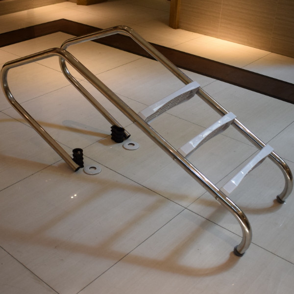 Best ideas about Inground Pool Ladder . Save or Pin US Stock Interfab 3 Step Stainless Steel Inground Swimming Now.