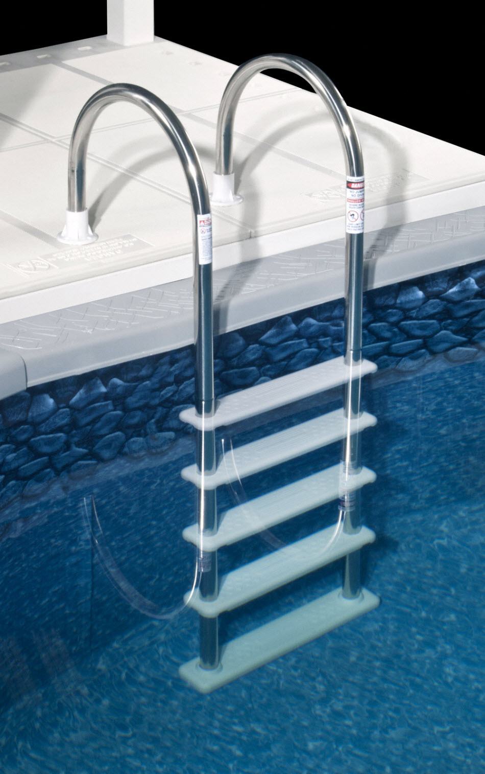 Best ideas about Inground Pool Ladder . Save or Pin Inground Pool Steps And Ladders – Swimming pools photos Now.