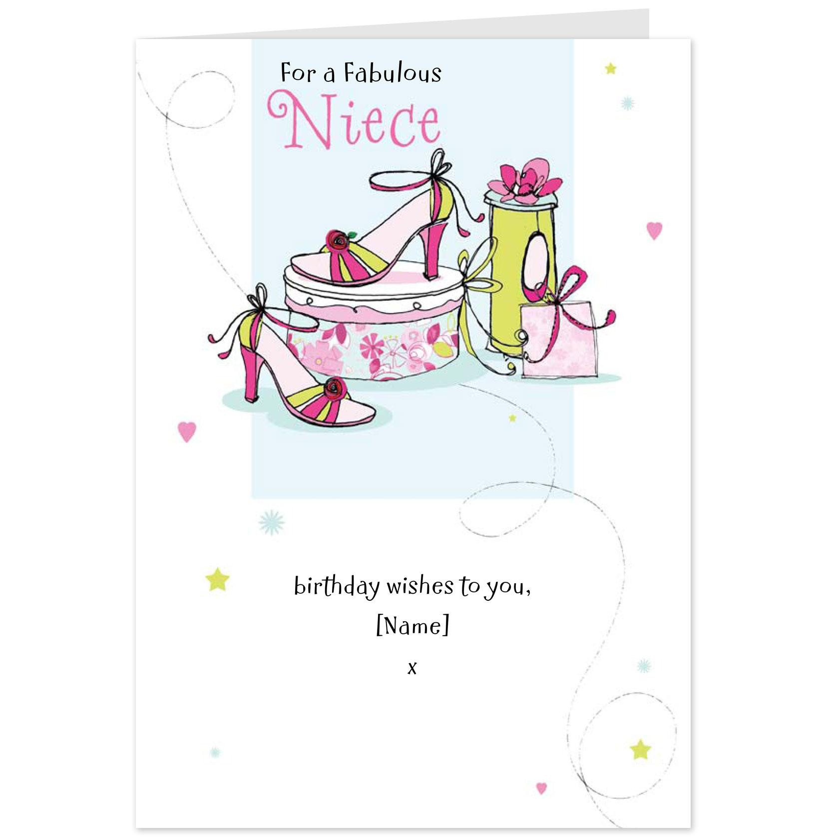 Inspirational Birthday Wishes For A Niece  Fun Birthday Quotes For Niece QuotesGram