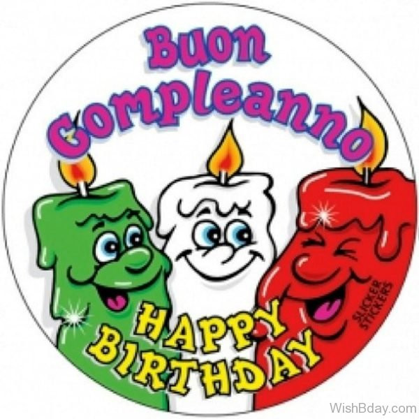 Best ideas about Italian Birthday Wishes . Save or Pin 20 Italian Birthday Wishes Now.