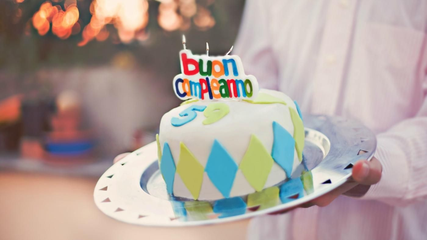 Best ideas about Italian Birthday Wishes . Save or Pin What Are Some Italian Birthday Wishes Now.