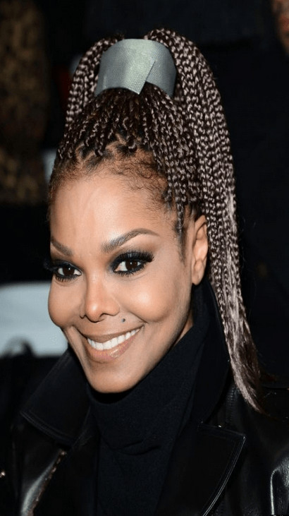 Best ideas about Janet Jackson Braid Hairstyles . Save or Pin Hairstyles For The Janet Jackson Braids Now.