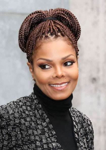 Best ideas about Janet Jackson Braid Hairstyles . Save or Pin Janet Jackson Hairstyles Careforhair Now.