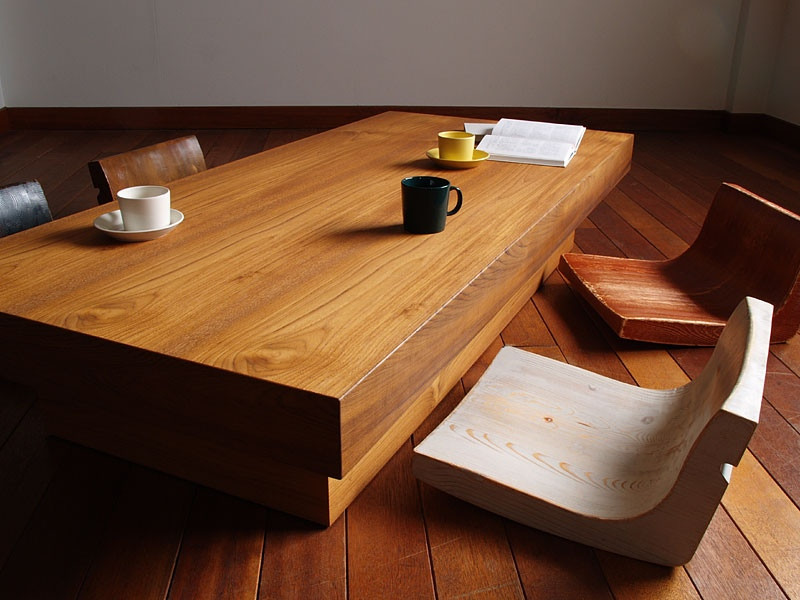 Best ideas about Japanese Dining Table . Save or Pin Zen Inspired Interior Design Now.