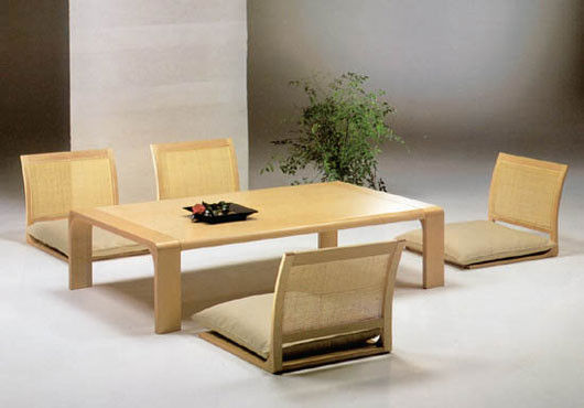 Best ideas about Japanese Dining Table . Save or Pin Japanese Dining Room Furniture from Hara Design Now.